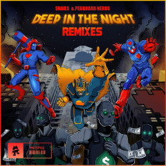 Deep In The Night (The Remixes) (Single)