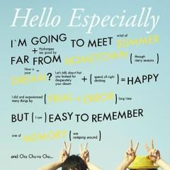 Hello Especially