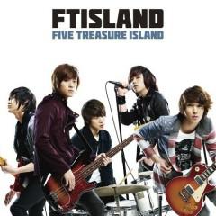 Five Treasure Island (Japanese) - FT Island