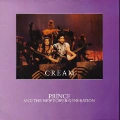 Cream (Maxi Single)