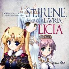 Aiyoku no Eustia -Original CharacterSong Series- St.IRENE,LAVRIA LICIA