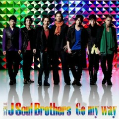 Go My Way - Sandaime J Soul Brothers