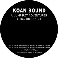 Jumpsuit Adventures  Blueberry Pie - Koan Sound