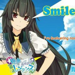 Smile -Natsuiro Asagao Residence Theme Song Maxi CD-