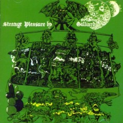 Strange Pleasure - Galliard
