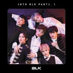 Into BLK Part1 'I' (Mini Album)