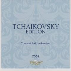Tchaikovsky Edition CD 38