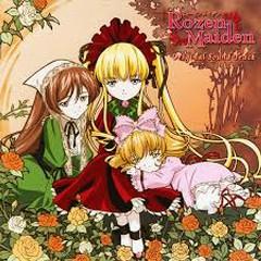 Rozen Maiden Original Sound Track CD2