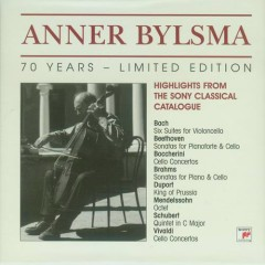 Anner Bylsma - 70 Years. Limited Edition (CD7)