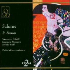 Richard Strauss - Salome CD1 - Montserrat Caballe,Various Artists