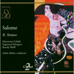 Richard Strauss - Salome CD2 - Montserrat Caballe,Various Artists