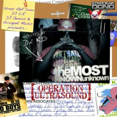 The Most Known Unknown: Operation Ultrasound (CD2)