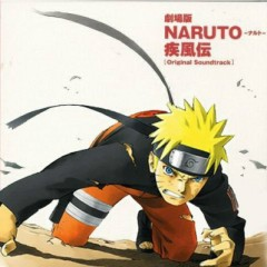 Naruto Shippuden The Movie Original Soundtrack (CD2)
