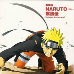 Naruto Shippuden The Movie Original Soundtrack (CD2) - Takanashi Koji