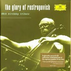 The Glory Of Rostropovich - 80th Birthday Tribute CD2