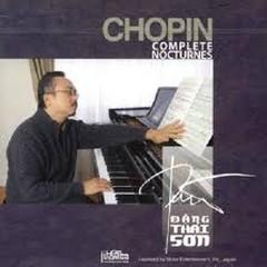 Chopin Complete Nocturnes CD1 - Đặng Thái Sơn