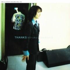 THANKS ~真夏の夢~(THANKS ~Manatsu no Yume~ CD2) - Kasahara Hiroko
