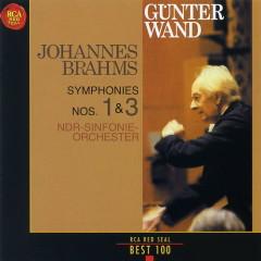 Brahms Symphonies Nos 1 & 3 - Günter Wand