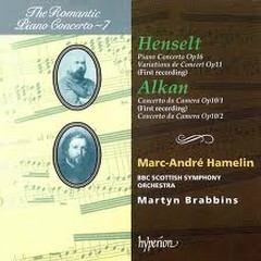 The Romantic Piano Concerto, Vol. 07 – Alkan & Henselt