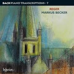 Bach Piano Transcriptions Vol.7 CD1