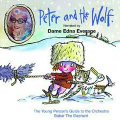 Peter And The Wolf Narrated By Dame Edna Everage CD1