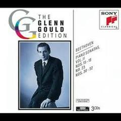 The Glenn Gould Edition: Ludwig Van Beethoven Piano Sonatas Vol. 1 CD2