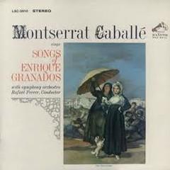 Songs Of Enrique Granados