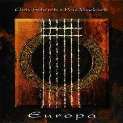 Europa  - Chris Spheeris