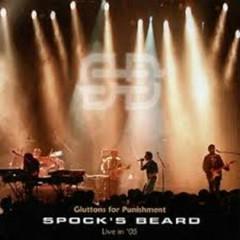 Live Of Spock's Beard (CD1)