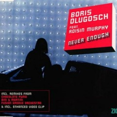 Never Enough (Maxi CD Single)