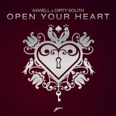 Open Your Heart (Promo CDM)