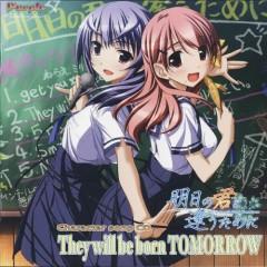 Ashita no Kimi to Au Tame ni Character song CD They will be born TOMORROW