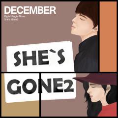 She's Gone 2 (Single)