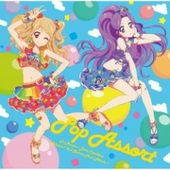 Aikatsu! 2 1st Mini Album - POP ASSORT