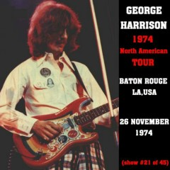 Live from Baton Rouge (CD2) - George Harrison