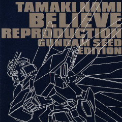 Believe Reproduction ~Gumdam Seed Edition~  - Nami Tamaki