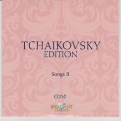 Tchaikovsky Edition CD 52 (No. 2)