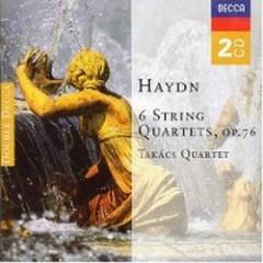 Haydn - Takács Quartet - 6 String Quartets, op. 76