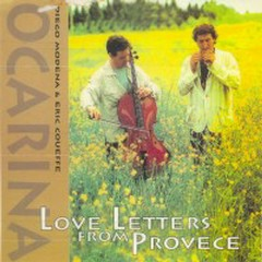Love Letters From Provece - Jean-Philippe Audin,Diego Modena