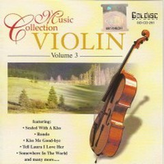 Music Collection Violin Vol 3