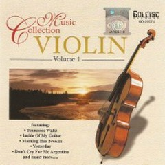 Music Collection Violin Vol 1 - Various Artists