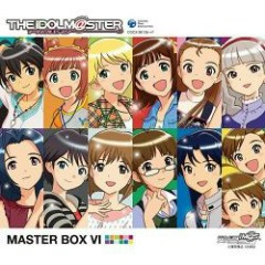 THE iDOLM@STER MASTER BOX VI (CD3) Part I - THE iDOLM@STER