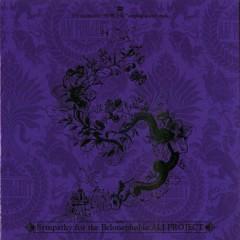 Kaibutsu Oujo Original Soundtrack - Sympathy for the Belonephobi CD2 - Ali Project