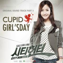 City Hunter OST Part.3 - Girl's Day