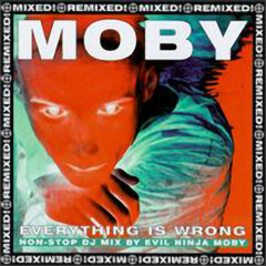 Everything Is Wrong (The DJ Mix Album) (CD1) - Moby