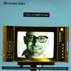 A Night In NYC - Moby