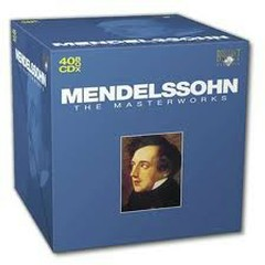Mendelssohn: The Masterworks  CD2
