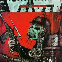 War And Pain - Voivod