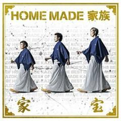 Kaho - THE BEST OF HOME MADE KAZOKU -