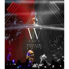 KODA KUMI LIVE TOUR 2017 -W FACE- CD1 - Koda Kumi